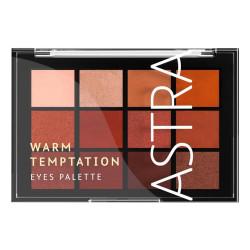 Palette Warm Temptation Occhi Astra Make-up