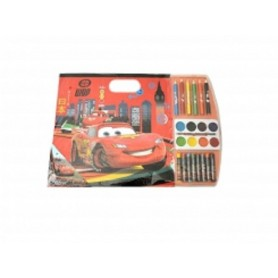 Set da Colorare Cars 24 pz