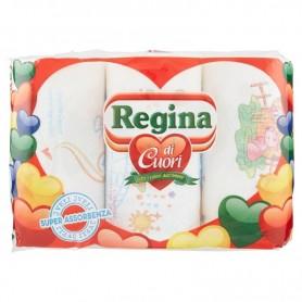 AsciugaTutto Regina Cuori x3