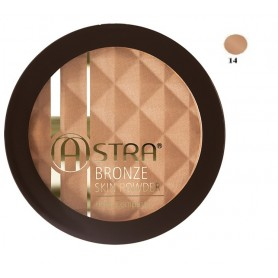 Bronze Skin Powder Astra N°14