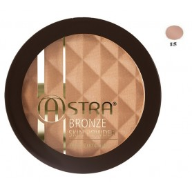 Bronze Skin Powder Astra N°15