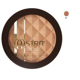 Bronze Skin Powder Astra N°04
