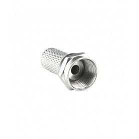 Connettore (F) per Cavo Coassiale 5 mm.